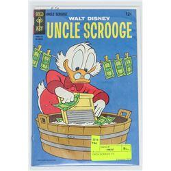 UNCLE SCROOGE # 72
