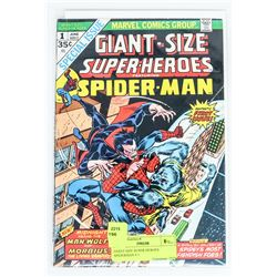 GIANT SIZE SUPER HEROES SPIDERMAN # 1