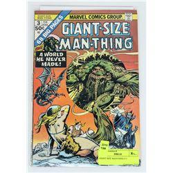 GIANT SIZE MANTHING # 3