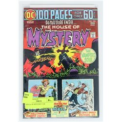 HOUSE OF MYSTERY # 228