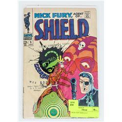 NICK FURY SHIELD # 5