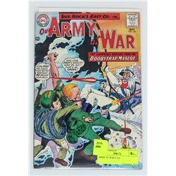 ARMY AT WAR # 154