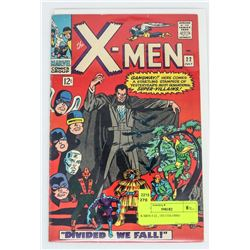 X-MEN # 22 , 1ST COLOSSO