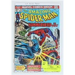 AMS # 130, 1ST SPIDER MOBILE