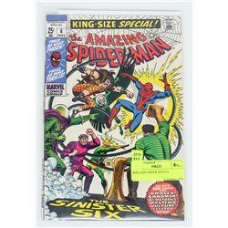 KING SIZE SPIDER MAN # 6