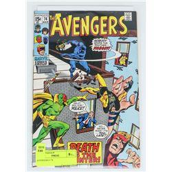AVENGERS # 74