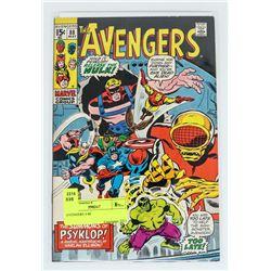 AVENGERS # 88