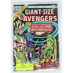 AVENGERS GIANT SIZE # 2