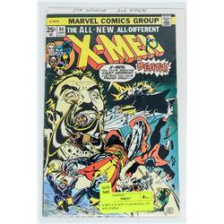 X-MEN # 94 NEW TEAM BEGINS 5TH WOLVERINE