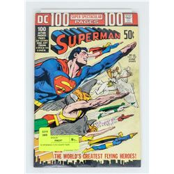 SUPERMAN # 252 GIANT SIZE