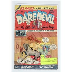 DAREDEVIL COMICS # 67 WISE GUYS