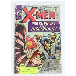 X-MEN # 13, 2ND JUGGERNAUT