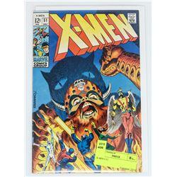 X-MEN # 51