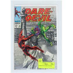 DAREDEVIL # 45 PHOTO COVER