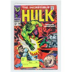 HULK # 108