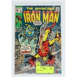 IRON MAN # 36