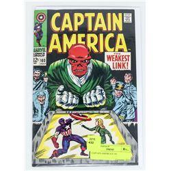 CAPTAIN AMERICA # 103