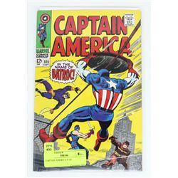 CAPTAIN AMERICA # 105