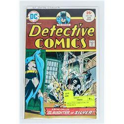 DETECTIVE COMICS # 446, 1ST STERLING S.