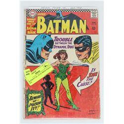 BATMAN # 181, 1ST & ORIGIN POISON IVY