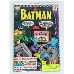 BATMAN # 183, 2ND POISON IVY
