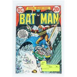 BATMAN # 247