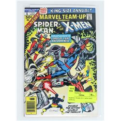 MARVEL TEAM-UP # 1 KING SIZE ANNUAL