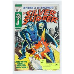 SILVER SURFER # 5