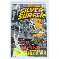 SILVER SURFER # 13