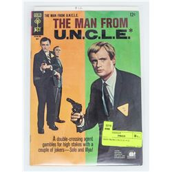 MAN FROM U.N.C.L.E. # 12