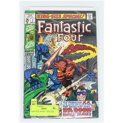 FANTASTIC FOUR # 7 KING SIZE