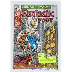 FANTASTIC FOUR # 8 KING SIZE