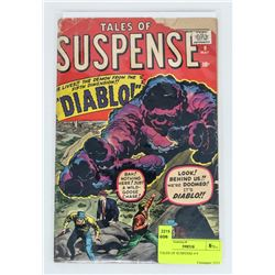 TALES OF SUSPENSE # 9