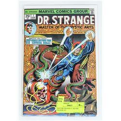 DOCTOR STRANGE # 1 SILVER DAGGER 1ST.
