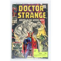 DOCTOR STRANGE # 129 ORIGIN RETOLD
