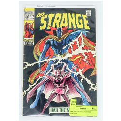 DOCTOR STRANGE # 177 NEW COSTUME