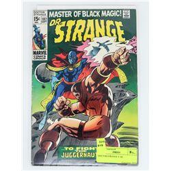 DOCTOR STRANGE # 182