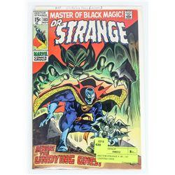 DOCTOR STRANGE # 183 , 1ST UNDYING ONES