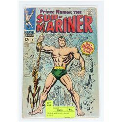 THE SUB MARINER # 1 ORIGIN RETOLD