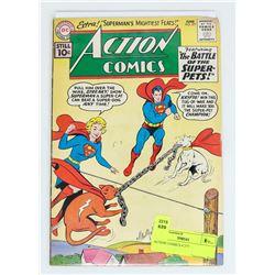ACTION COMICS # 277