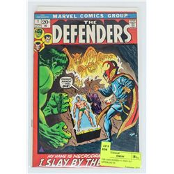 THE DEFENDERS # 1 TWO 1ST APPERANCES