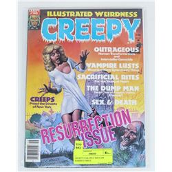 CREEPY # 146 ONLY ISSUE BY HARRIS COMICS