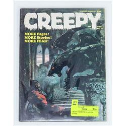 CREEPY # 6 FRANK FRAZETTA COVER