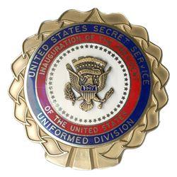 Secret Service Badge for Bill Clinton 1997 Inauguration