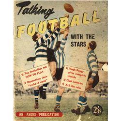 Argus Football Magazine 1954