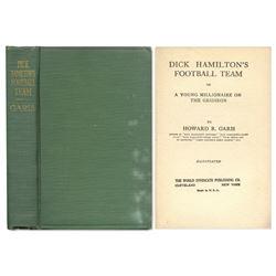 1912 Hamilton, Dick ''Football'' by Howard Garis