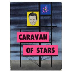 Dick Clark's 1964 ''Caravan of Stars'' Program Supremes