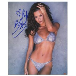 Brooke Burke 8'' x 10'' Signed in Person Photo Glamourcon