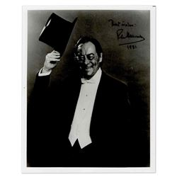 Rex Harrison 8'' x 10'' Signed Photo