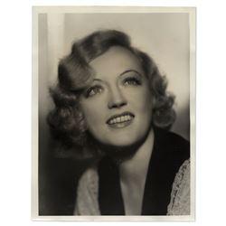Marion Davies 10'' x 13'' Clarence Sinclair Bull Photo